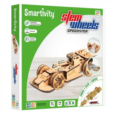 SMARTIVITY STEM WHEELS - SMART GAMES