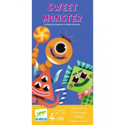 JEUX SWEET MONSTER - DJECO