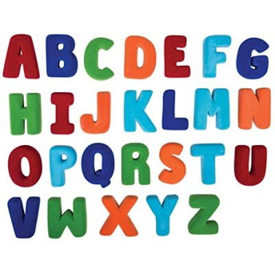 SET ALPHABET - RUBBABU