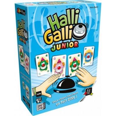 HALLI GALLI JUNIOR  NF - GIGAMIC