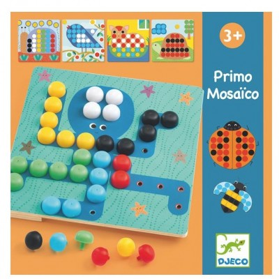 PRIMO MOSAICO - DJECO