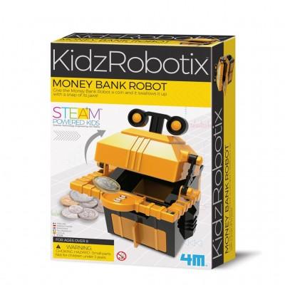 4MKIDZROTIX:ROBOT TIRELIRE 14CM - 4M