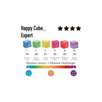 HAPPY CUBE EXPERT- SMART GAMES