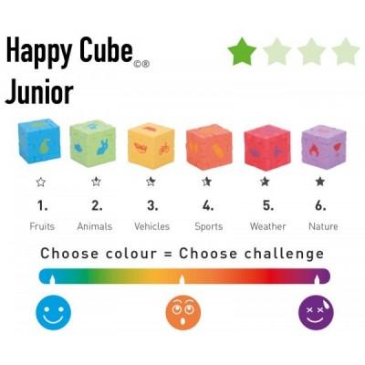 HAPPY CUBE JUNIOR - SMART GAMES