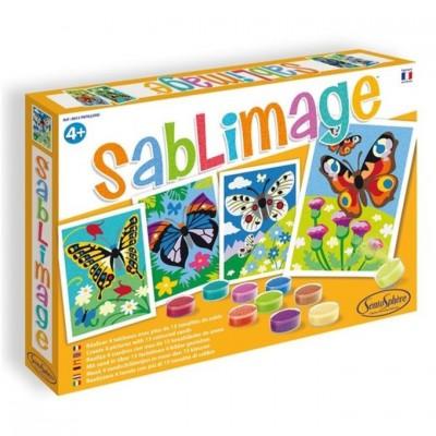 SABLIMAGE PAPILLONS- SENTOSPHERE