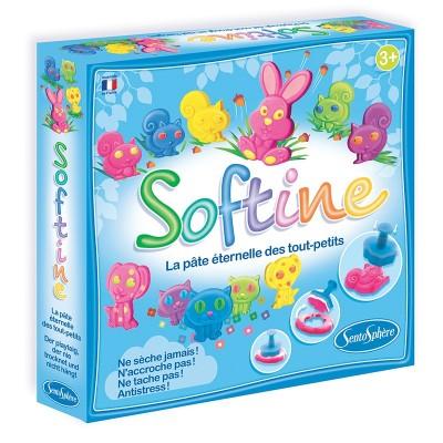 SOFTINE - ANIMAUX DE COMPAGNIE - SENTOSPHERE