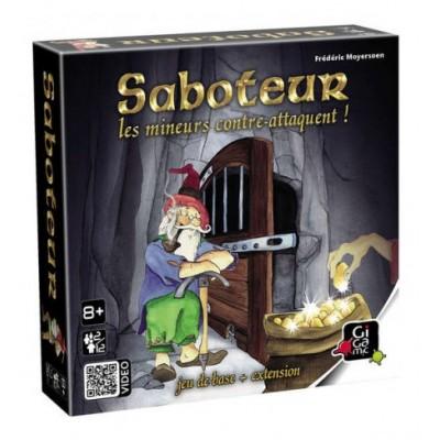 SABOTEUR 2 - GIGAMIC