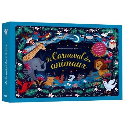 LE CARNAVAL DES ANIMAUX - AUZOU