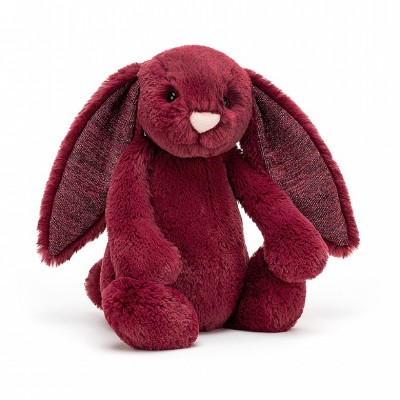 BASHFUL LAPIN CASSIS MEDIUM 31 CM - JELLYCAT