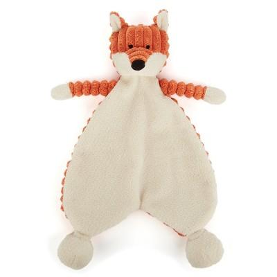 DOUDOU RENARD -CORDY ROY BABY FOX - JELLYCAT