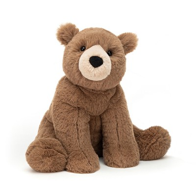 OURS BRUN WOODY SMALL- JELLYCAT