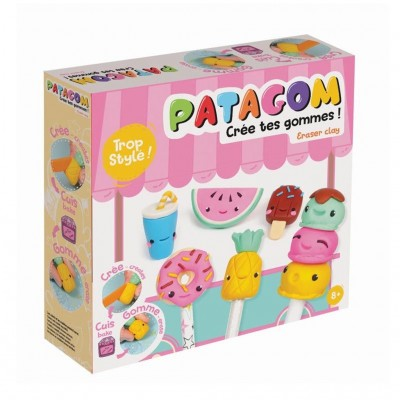 COFFRET PATAGOM GOURMANDISES SWEETS - GRAINE CREATIVE