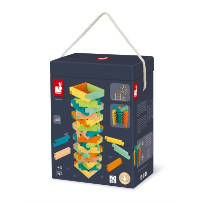 SET DE CONSTRUCTION 60 PCS - JANOD