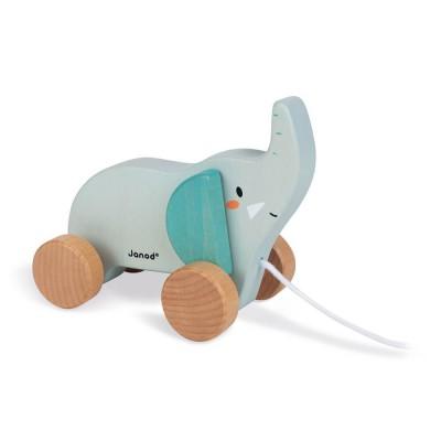WWF ELEPHANT A PROMENER - JANOD