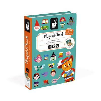 MAGNETI'BOOK CONTES  - JANOD