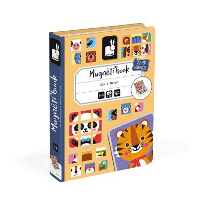 MAGNETI'BOOK MIX & MATCH  - JANOD