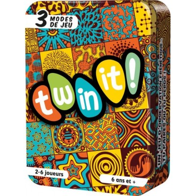 TWIN IT - ASMODEE
