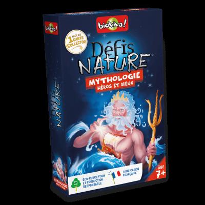 DEFIS NATURE - MYTHOLOGIE, HEROS ET DIEUX - BIOVIVA