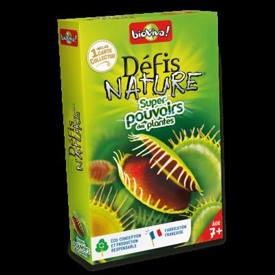 DEFIS NATURE - SUPER POUVOIR DES PLANTES - BIOVIVA