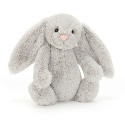 BASHFUL SILVER LAPIN MEDIUM 31 CM - JELLYCAT