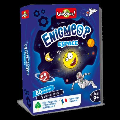ENIGMES - ESPACE - BIOVIVA