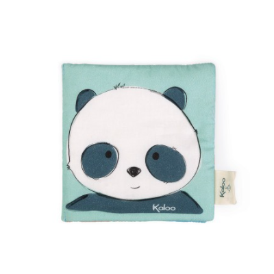 WWF - LIVRE D'EVEIL PANDA - KALOO