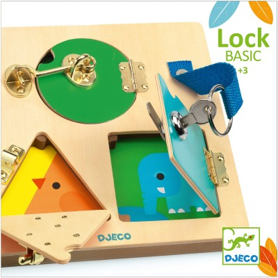 LOCK BASIC -DJECO