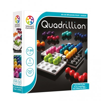 QUADRILLON - SMART GAMES