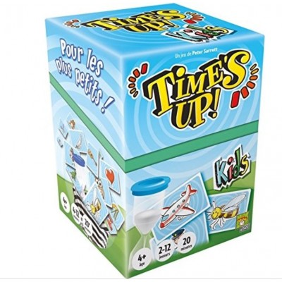 TIME'S UP KIDS CHAT - ASMODEE