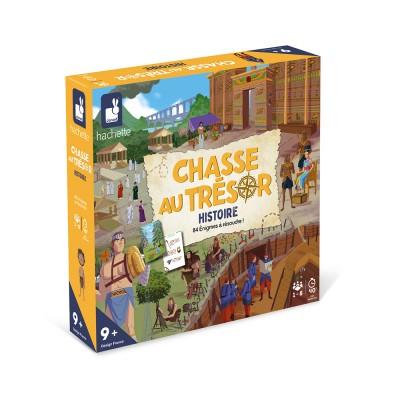 CHASSE AU TRESOR HISTOIRE - JANOD