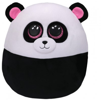 SQUISH A BOOS SMALL - BAMBOO LE PANDA - TY