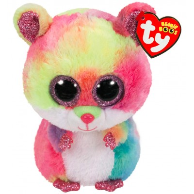 BEANIE BOO'S SMALL - RODNEY LE HAMSTER - TY