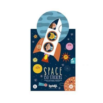 ACTIVITIES - STICKERS SPACE - LONDJI