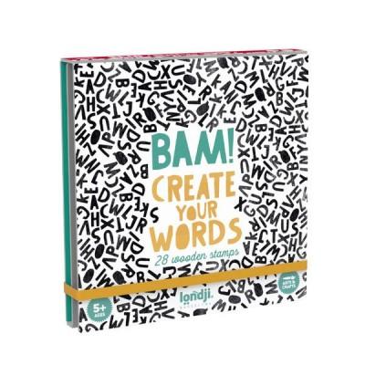 ACTIVITIES - BAM WORDS - LONDJI