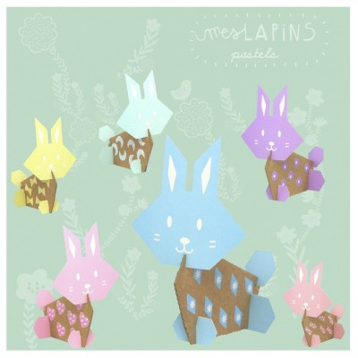 MES LAPINS - PIROUETTE CACAHOUETE