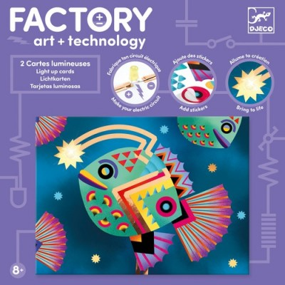 FACTORY - ABYSSES - DJECO