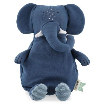 PETITE PELUCHE ELEPHANT- TRIXIE