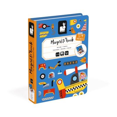 MAGNETI'BOOK BOLIDES- JANOD