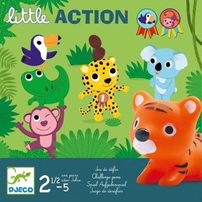 JEU LITTLE ACTION - DJECO