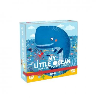 PUZZLE POCKET MY LITTLE OCEAN - LONDJI