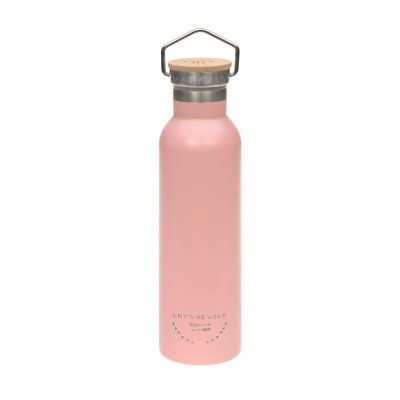 BOUTEILLE THERMOS 700 ML ADVENTURE ROSE- LASSIG