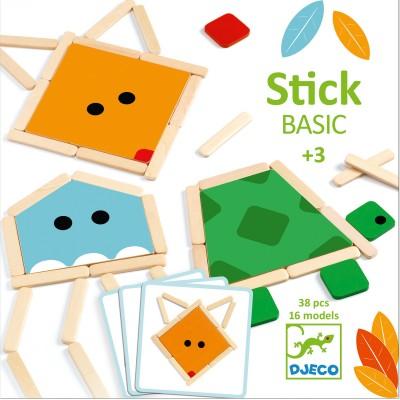 JEU STICK BASIC - DJECO