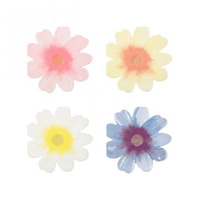 PETITES SERVIETTES FLOWER GARDEN - MERI MERI