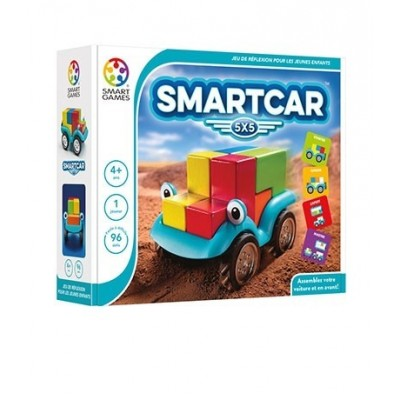SMARTCAR 5X5 - SMART GAMES