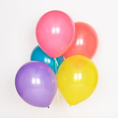 10 BALLONS TRIO - MULTICOLORE - MY LITTLE DAY