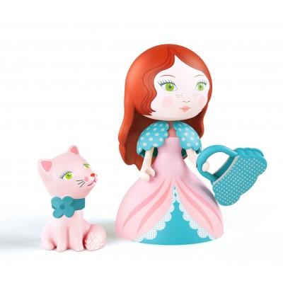 ARTY TOYS PRINCESSES ROSA & CAT - DJECO- DJECO