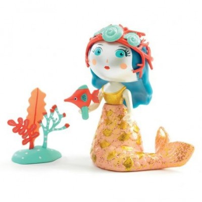 ARTY TOYS PRINCESSES ABY & BLUE - DJECO