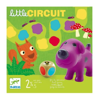 LITTLE CIRCUIT- DJECO