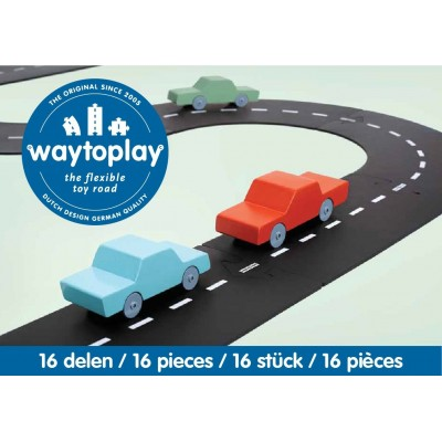 ROUTE NATIONALE 16 PCS 258 CM - WAY TO PLAY