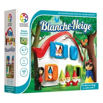 BLANCHE-NEIGE - SMART GAMES